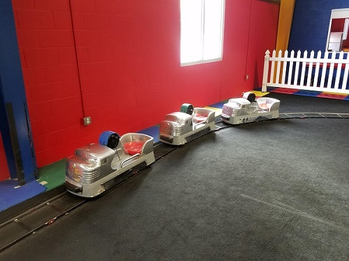 Kids Steam Train Set (20x30 Oval Track)