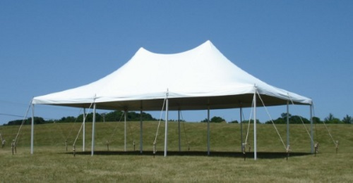 Stake And Pole Tents Rental Nolan S Tent And Party
