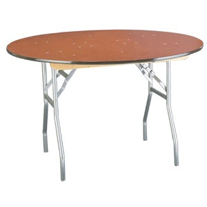 48 in.  Round Table (Seats 6)