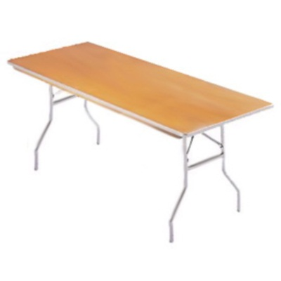 8' x 30 inch Banquet table