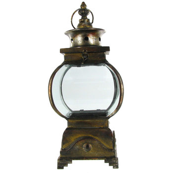 Gold Antique Lantern