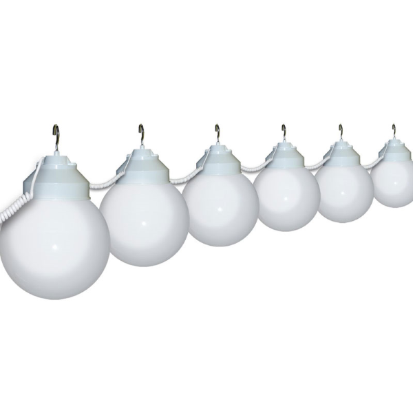 40' String Light (8 Globes)