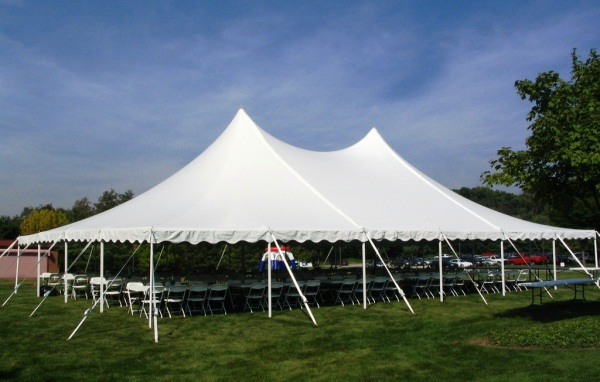 Stake and Pole Tents