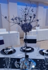 30 In. Tall Brown / Black Tree Wedding Rental