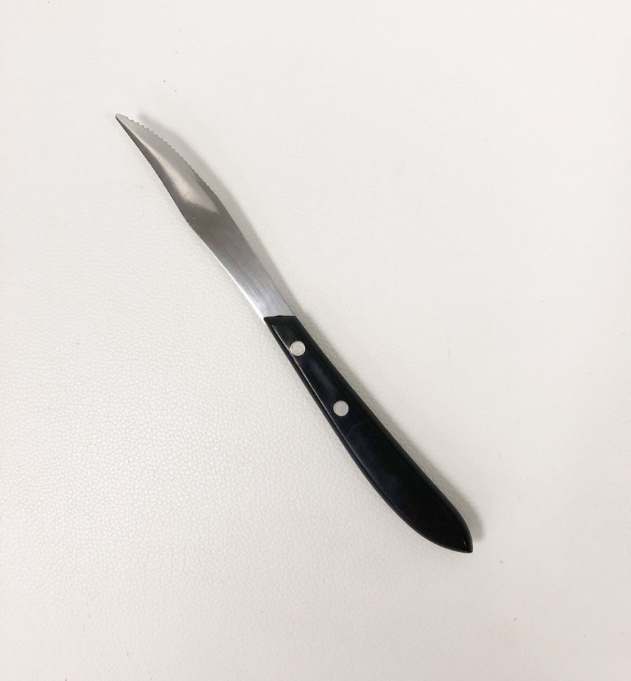 Steak Knife (Ebony Handle) Rentals