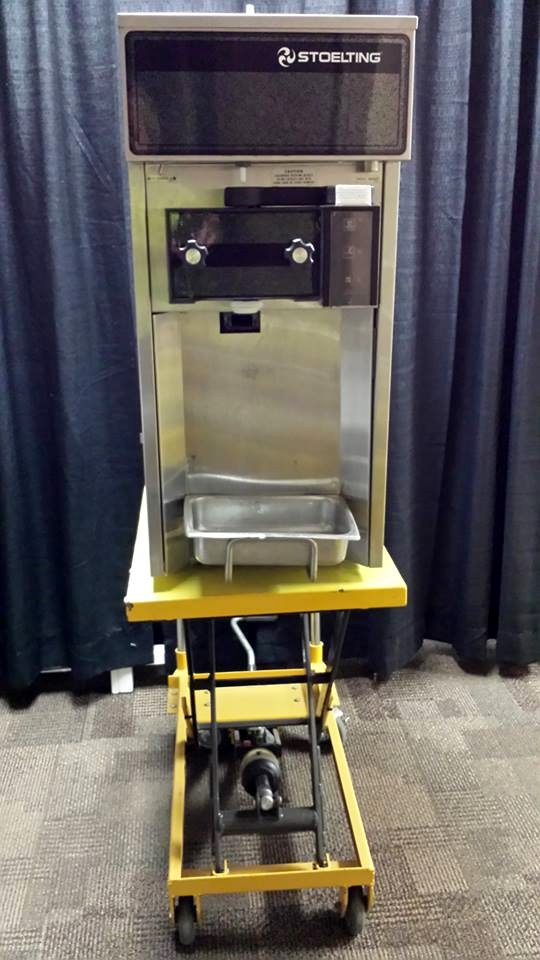 Soft Serve Ice Cream Machine Rental