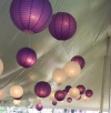 Paper Lanterns Wedding Rental