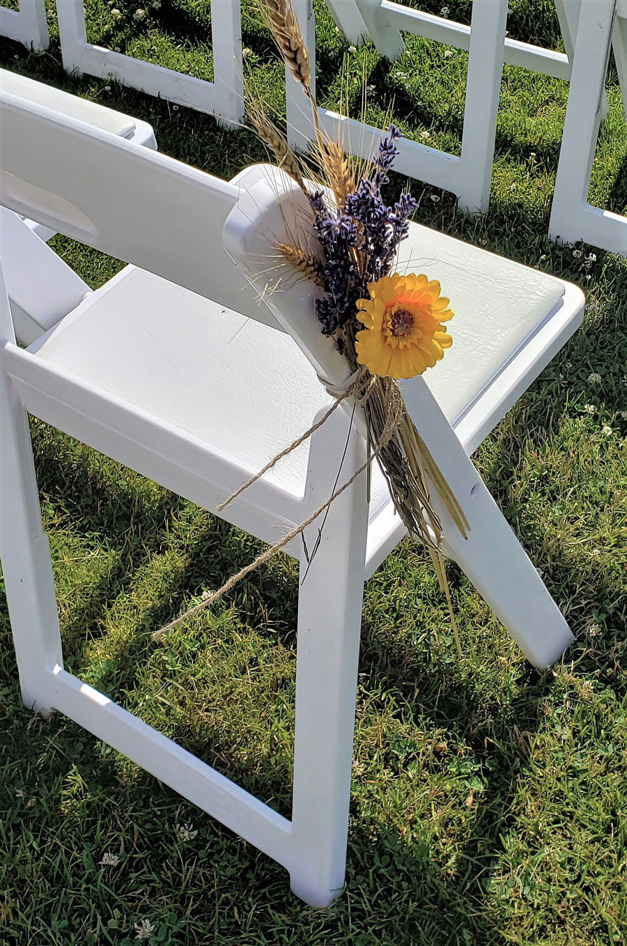 Custom Chair Decorating Rental