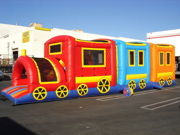 40' Fun Express Choo-Choo Train Rentals