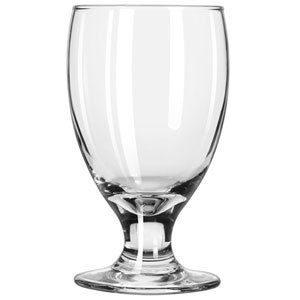 10.5 oz. Short Stem Water Goblet