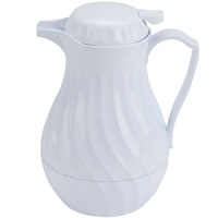 8 Cup Insulated Coffee Pourer (White) Rentals