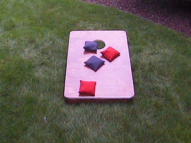 Bean Bag Toss Rental