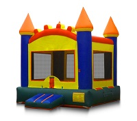 Castle Bouncer (13'x13') Rentals