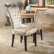 High Back Champagne King & Queen Chair Rental