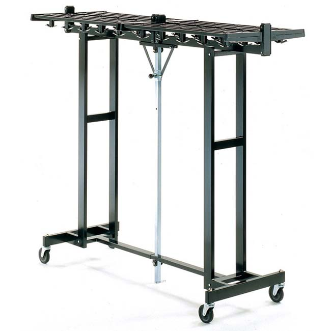 Folding Coat Rack on Castors Rentals