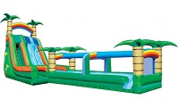 Tropical Waterslide Rentals