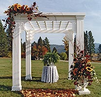 Chuppa/Gazebo Wedding Rental