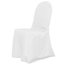 Polyester Banquet Chair Cover Rentals